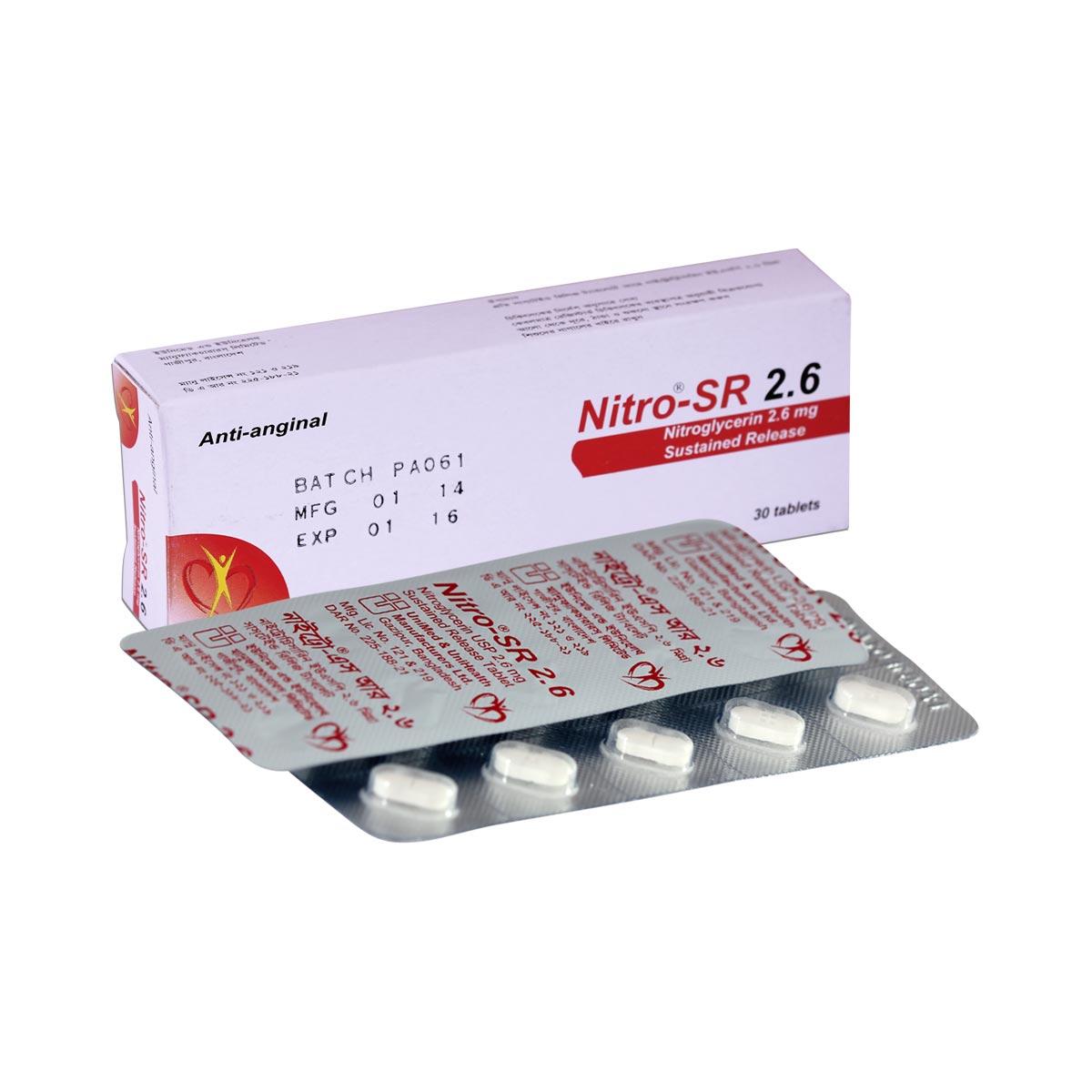 NITRO-SR